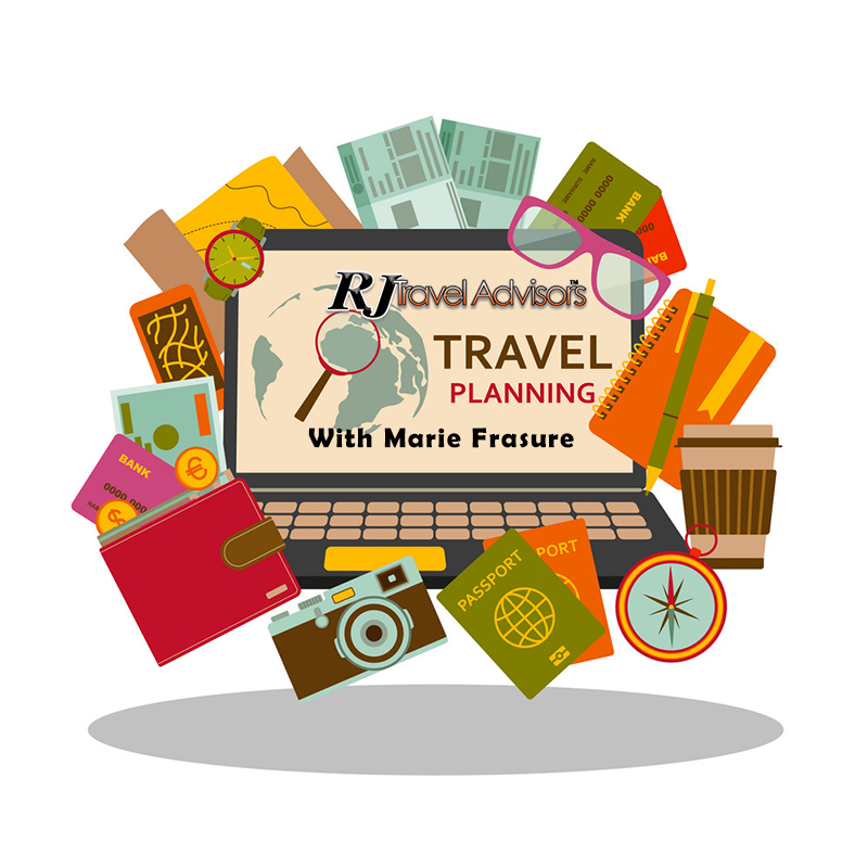 Travel Planning With Marie Frasure